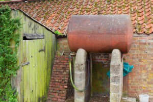 Domestic Oil Tank Wiltshire